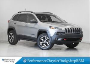 2016 Jeep Cherokee Trailhawk * Pano Roof * Leather