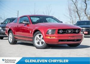 2009 Ford Mustang Pending Sold...V6 | LEATHER HEATED SEATS | SHA