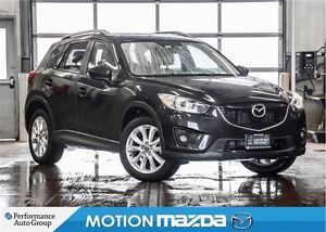 2014 Mazda CX-5 GT Remote Start Leather Roof