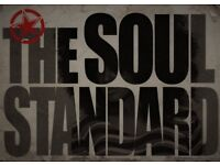 "SINGER WANTED - For ""The Soul Standard"" Soul/Funk/Disco Covers Band"
