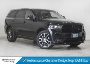 2017 Dodge Durango GT * NAV * DUAL DVD/BLURAY * SUNROOF