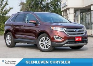 2015 Ford Edge Just Arrived...SEL | TRAILER TOW | ROOF RACKS