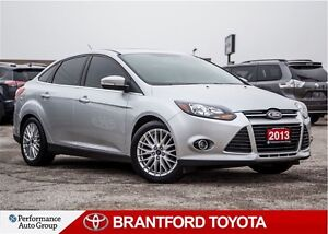 2013 Ford Focus Titanium, Trade in, Tinted Windows, 2 Sets of Wh