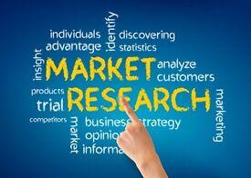 Market Research, Data Input, Best Paid Survey Site - Part Time, Evenings, Weekends, Immediate Start