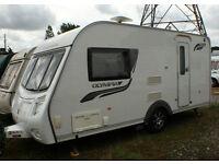 2011 Coachman Olympia Special Edition 450/2 Caravan