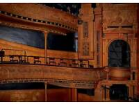 Ghost Hunting at the Citizens Theatre