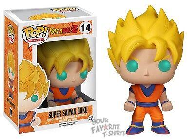 Dragon Ball Z Super Saiyan Goku Dbz Funko Animation Pop  Vinyl Figure