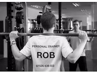 Start your fat loss journey today (personal training in the city centre)