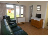 Affordable holiday chalet for hire / for let on Mablethorpe Chalet Park (North East Lincolnshire)