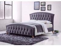best selling brand- BRAND NEW Best Selling Brand- Brand New Double Size Merci Designer Bed