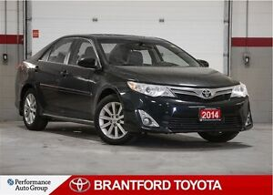 2014 Toyota Camry XLE, Local Trade, Leather, Sunroof, Navigation