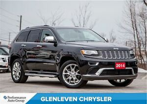 2014 Jeep Grand Cherokee Summit | DIESEL | NAV | ADAPTIVE CRUISE