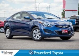 2016 Hyundai Elantra L, Only 34078 Km's, Local Trade In, Power W