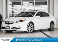 2014 Acura TL A-Spec SH-AWD One owner local trade.  ASpec packag