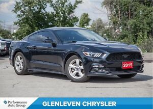 2015 Ford Mustang V6 | BU CAM | REMOTE/PUSH BUTTON START | BLUET