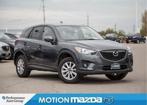 2015 Mazda CX-5 GS AWD Sunroof Heated Seats