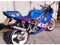 Sachs xtc 125cc 2stroke.relisted due to time wasters.exchange 600cc bike