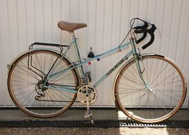 Claude Butler classic. Reynolds 531 tubing. 10 gears.Hardly used.