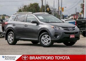 2014 Toyota RAV4 Sold..........Pending Delivery