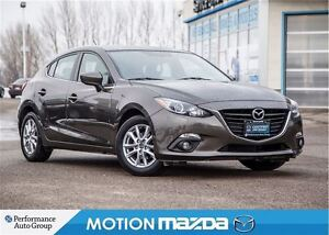 2014 Mazda MAZDA3 SPORT GS Sunroof Heated Seats