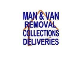 Professional and Reliable Man And Luton Van House Clearance, Removals and Deliveries