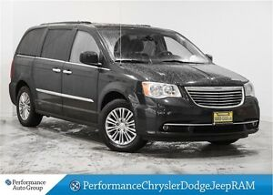 2016 Chrysler Town & Country Touring-L * Nav - Sunroof - Dual Bl
