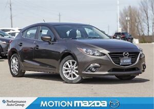 2014 Mazda MAZDA3 SPORT GS Roof Navi Heated Seats