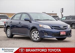2013 Toyota Corolla Sold.... Pending Delivery
