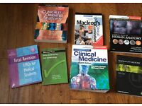 Textbooks/ revision books - medical/anatomy