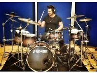 Drum Lessons - North London| Profesional Drummer