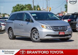 2011 Honda Odyssey EX, Under 51000 KM's!!!, One Owner Trade In