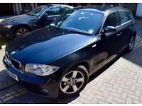 BMW 1.6 116i Sport Black, 5dr, Petrol, Manual