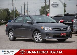 2013 Toyota Corolla CE, Sunroof, Heated Seats, Carproof Clean, A