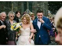 DOCUMENTARY WEDDING PHOTOGRAPHER - £500