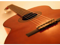 Kingswells, Westhill and Blackburn guitar lessons, classes and tuition