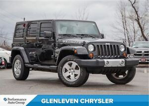 2011 Jeep WRANGLER UNLIMITED Pending Sold...Sahara | JUST ARRIVE