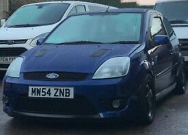 Ford Fiesta ST 150 12 month MOT Tastefully Modified