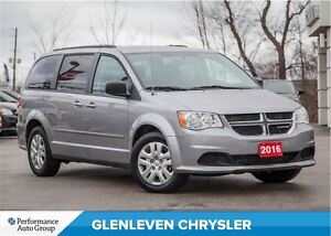 2016 Dodge Grand Caravan SXT | BLUETOOTH | STOW 'N GO | REAR AIR