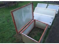 Robust Polycarbonate Garden Cloches