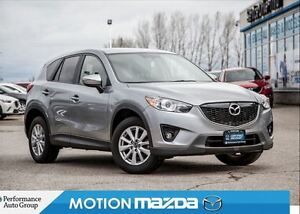 2015 Mazda CX-5 GS Sunroof Heated Seats