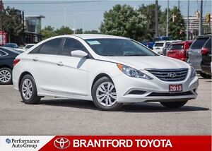 2013 Hyundai Sonata GL, ONLY 58000 KM's!!, Trade In, Carproof Cl
