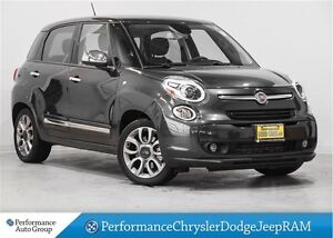 2015 Fiat 500L Lounge * Navigation * Panormic Sunroof
