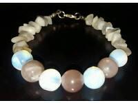 Gemstone bracelet-mix stone