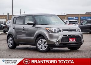 2016 Kia Soul LX, Carproof Clean, Safety and E-Tested