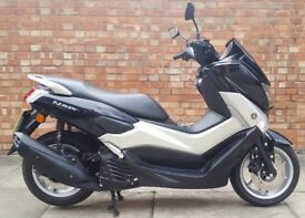 Yamaha NMAX 125, 1 Owner! Excellent condition!