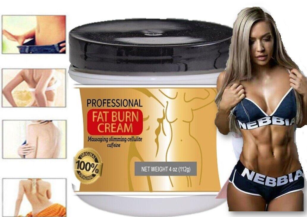 Hot Cream Cellulite Treatment – Belly Fat Burner for Women