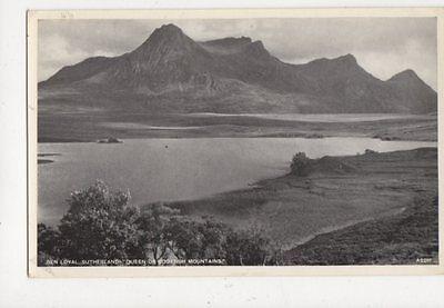 Ben Loyal Sutherland Vintage Postcard 439a