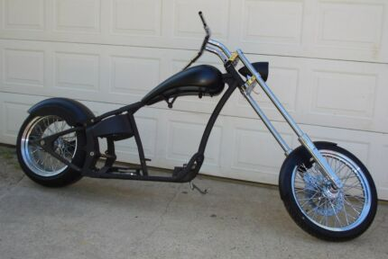 HARLEY CUSTOM CHOPPER PROJECT Redcliffe Redcliffe Area Preview