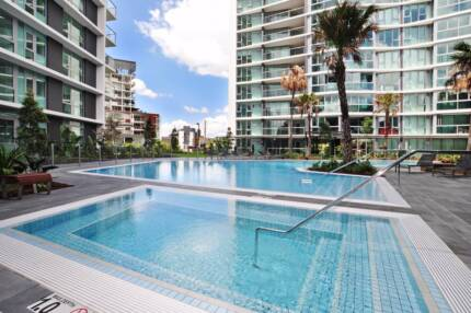 Pet friendly, fully furnished one bedroom executive apartment