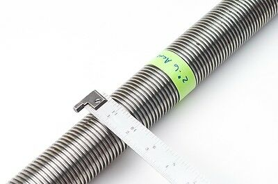 Acme Threaded Rod 2 - 6 Tpi B7 Grade - Sold By The Foot - Cut To Order